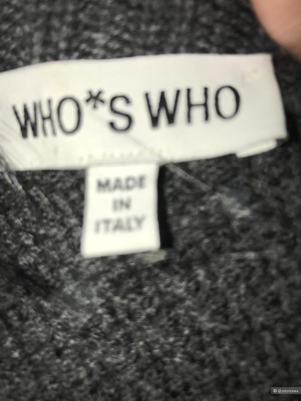 Жилет, WHO S WHO, XS