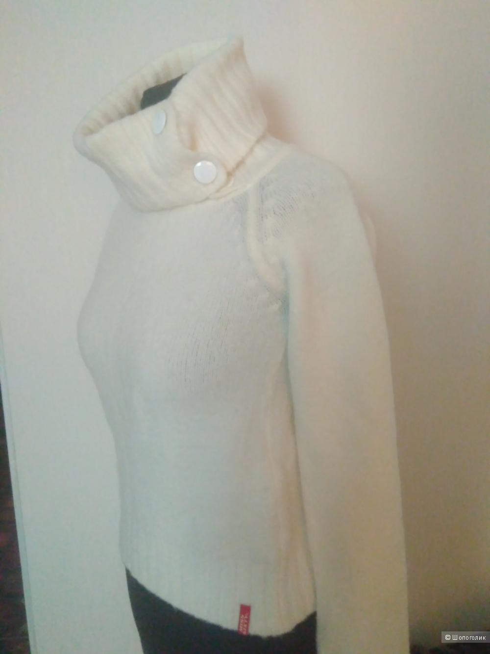 Теплый стильный свитер miss sixty р. 42- 44