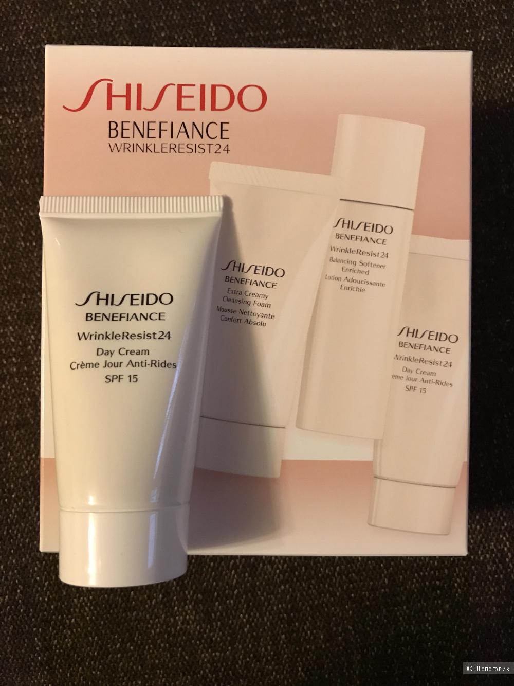 Shiseido Benefiance дневной крем