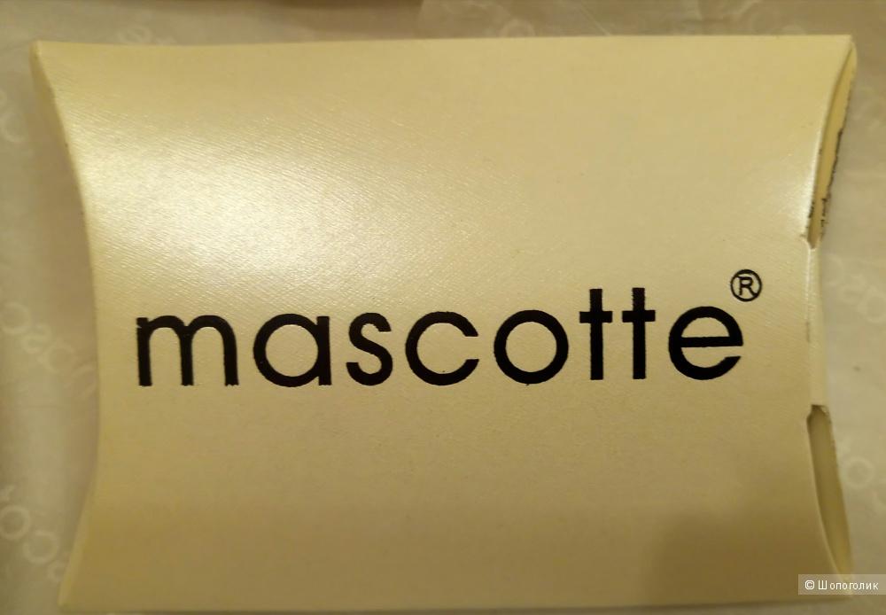 Высокие Полусапожи  Mascotte(Италия) ,37-го размера,  натуральная кожа