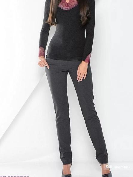 Зауженные брючки Monica Ricci Турция 46 размер