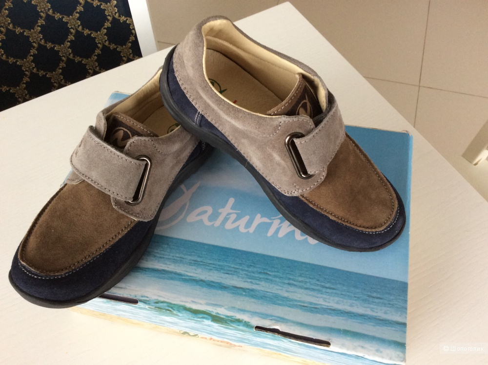 Детские туфли Naturino для мальчика р.30