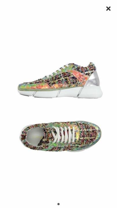 Новые кроссовки Elena Iachi размер 38