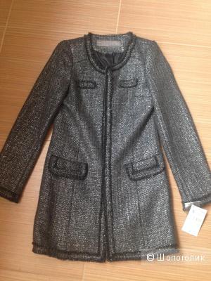 Лёгкое пальто или удлиненный пиджак Zara