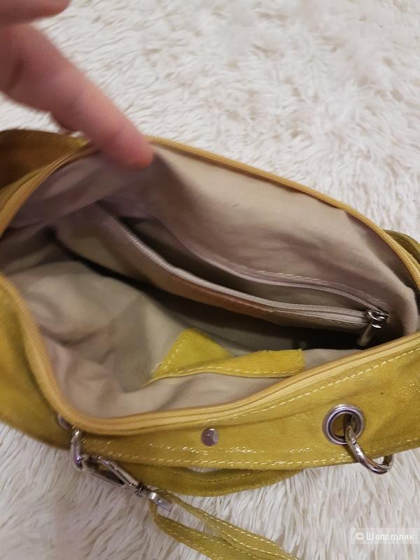 Женская замшевая сумка TSD12
