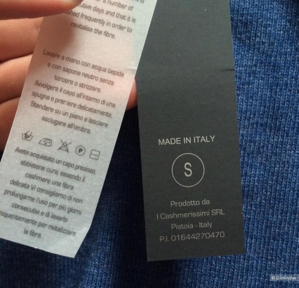 Водолазка Cashmeritaly размер XS/S