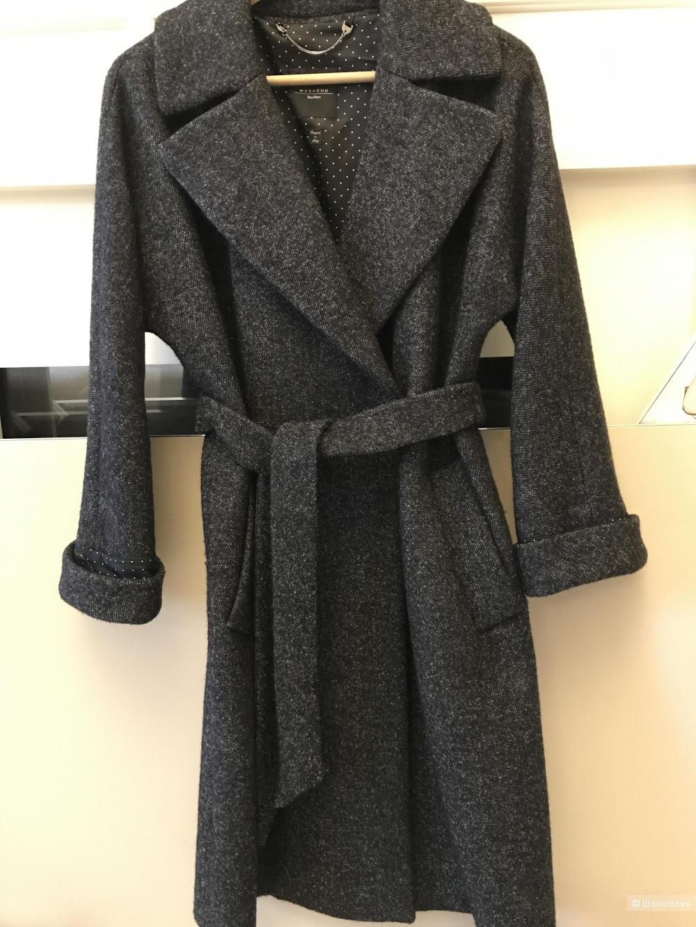 Пальто, Max Mara, размер 40-44
