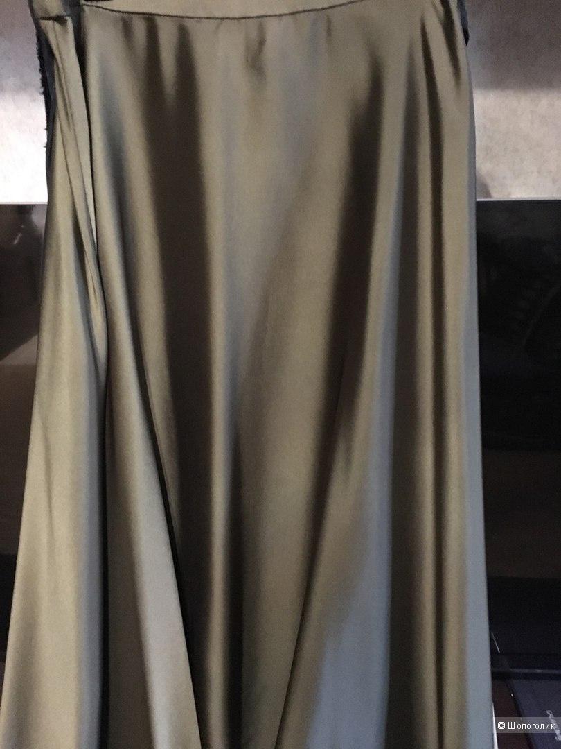 Красивая асимметричная юбка Asos 42-44 размер