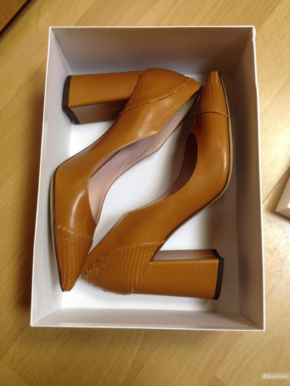 Туфли FAUZIAN JEUNESSE. Размер 39 1/2.