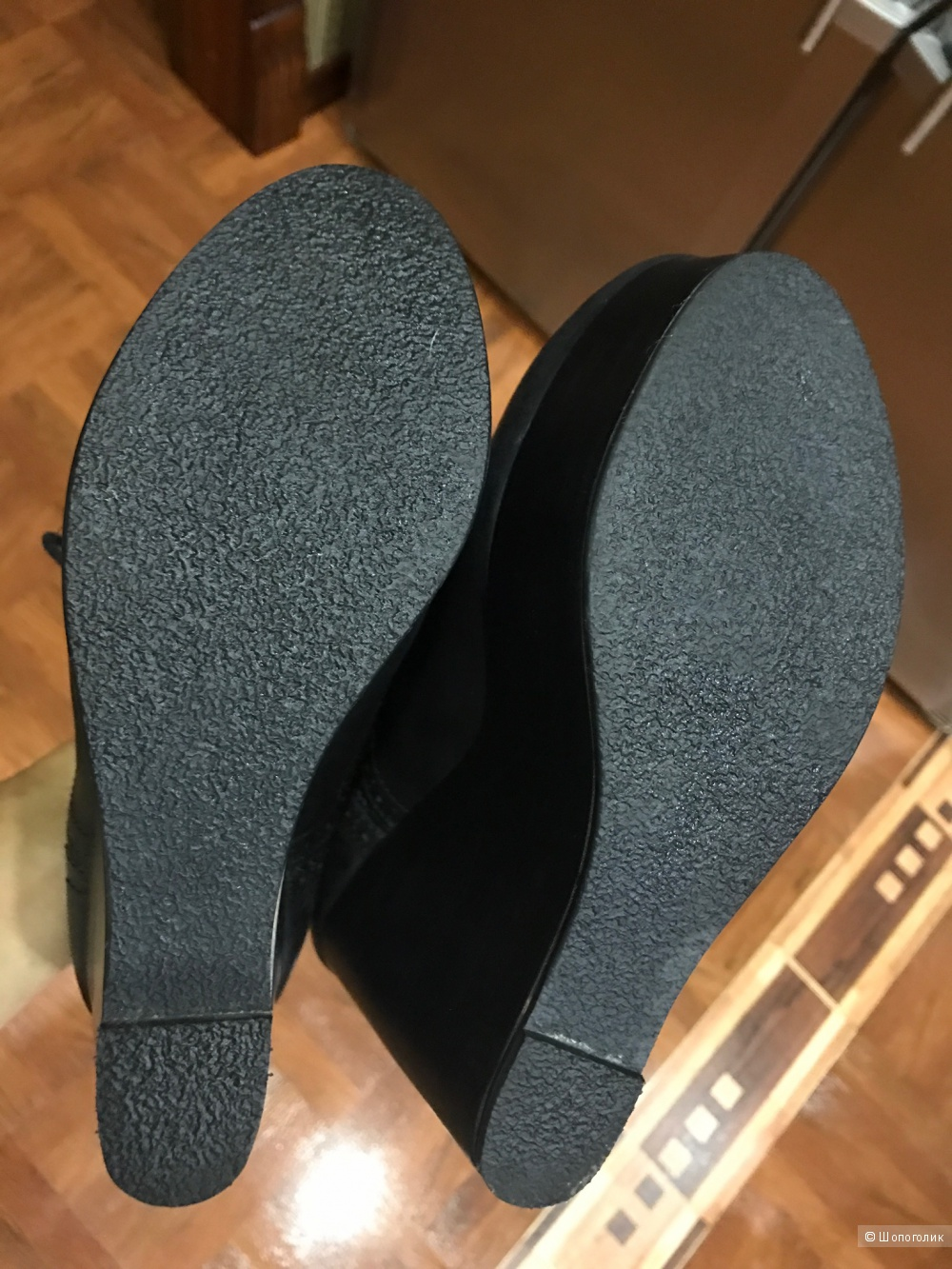 Кожаные ботинки Steve Madden 37,5 размер