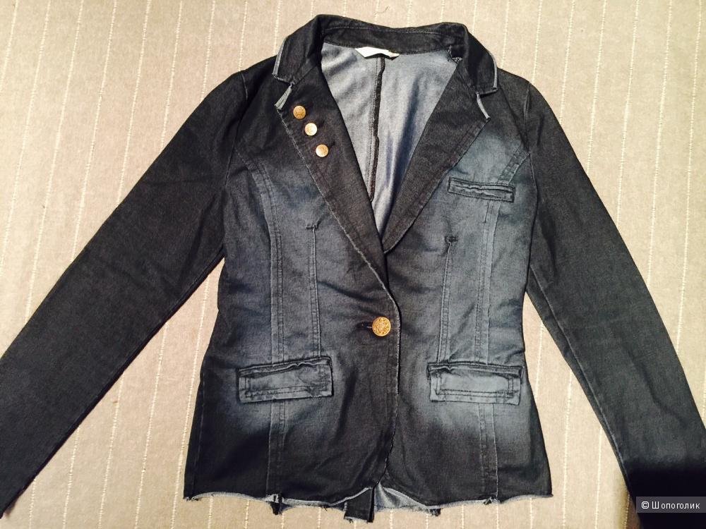 Джинсовый пиджак PROMOD, размер L