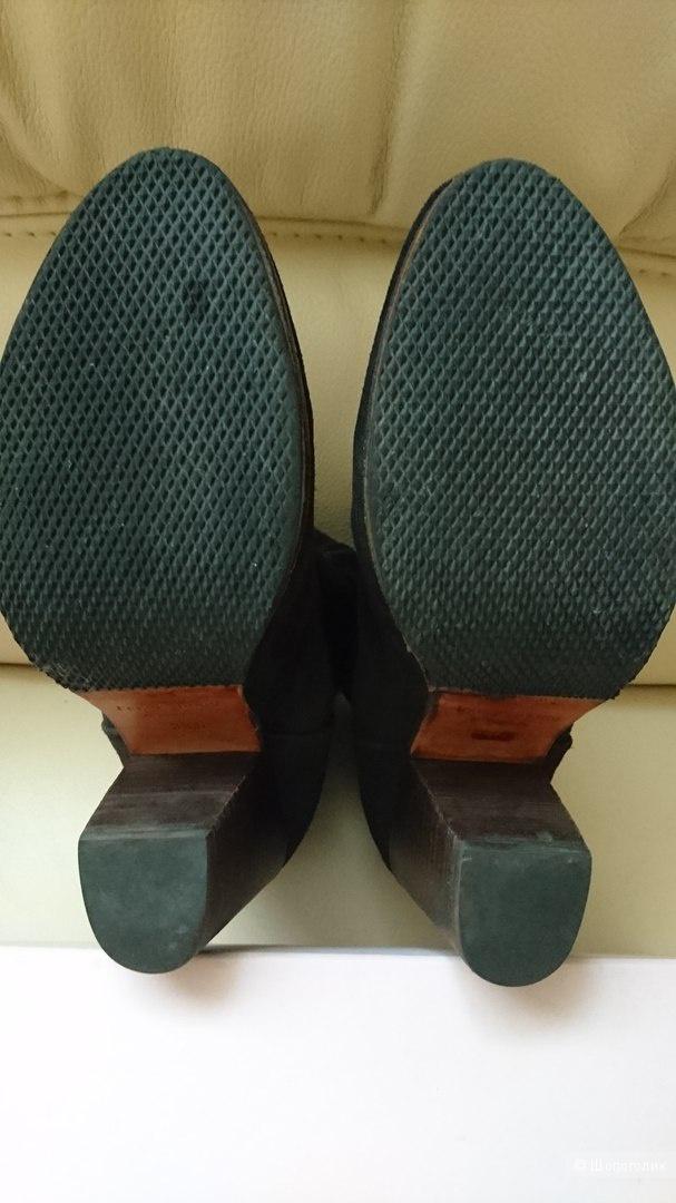 "Ботильоны Rag & Bone, модель ""classic newbury""  размер 38.5 US 38.5 EU. Натур. замша"