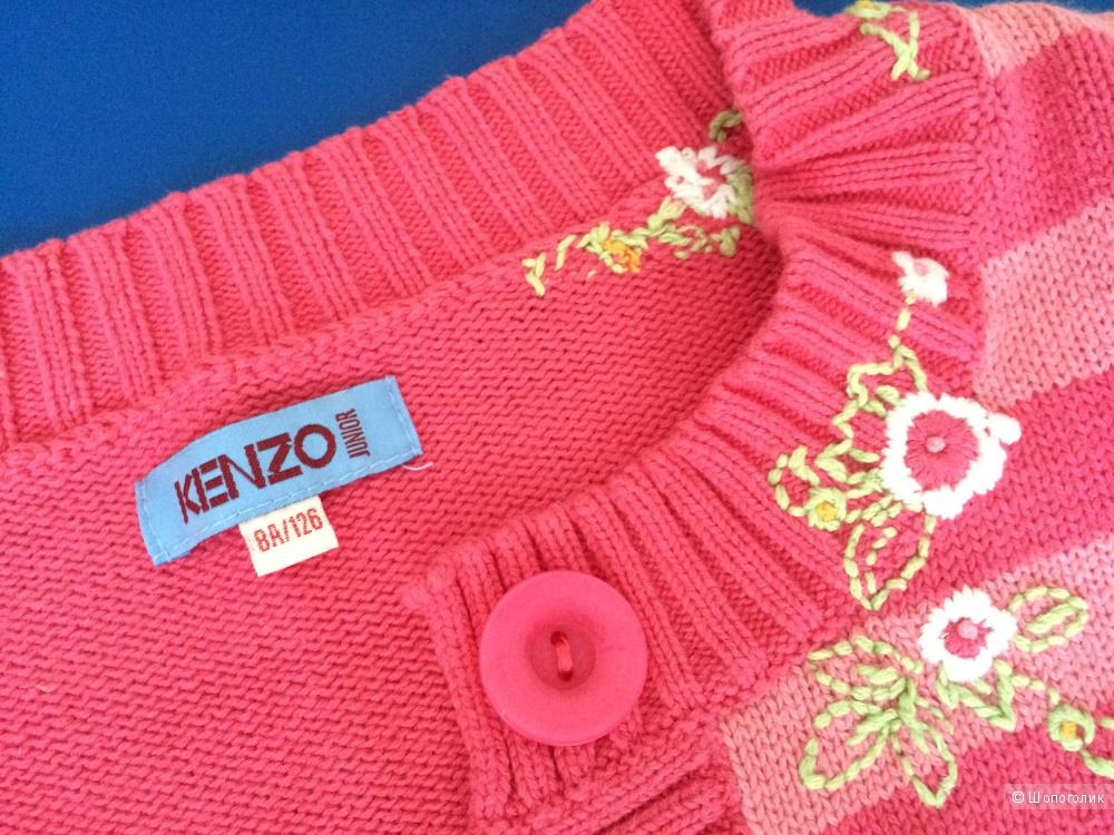 Кофта 3/4 рукав и бриджи ф.Kenzo для девочки 122-128