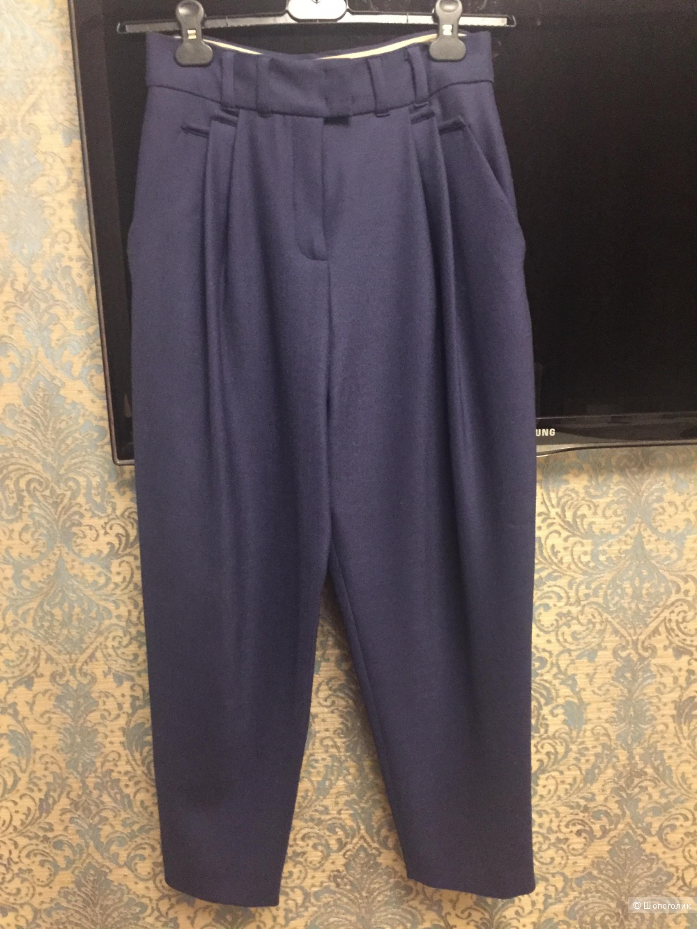 Шикарные брюки Max Mara (intrend) Размер 42.