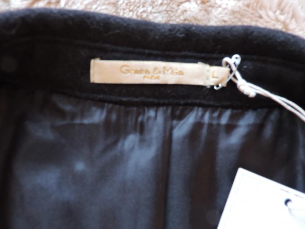 Укороченный тренч без пояса Grace&Mila Paris L (48 размер)