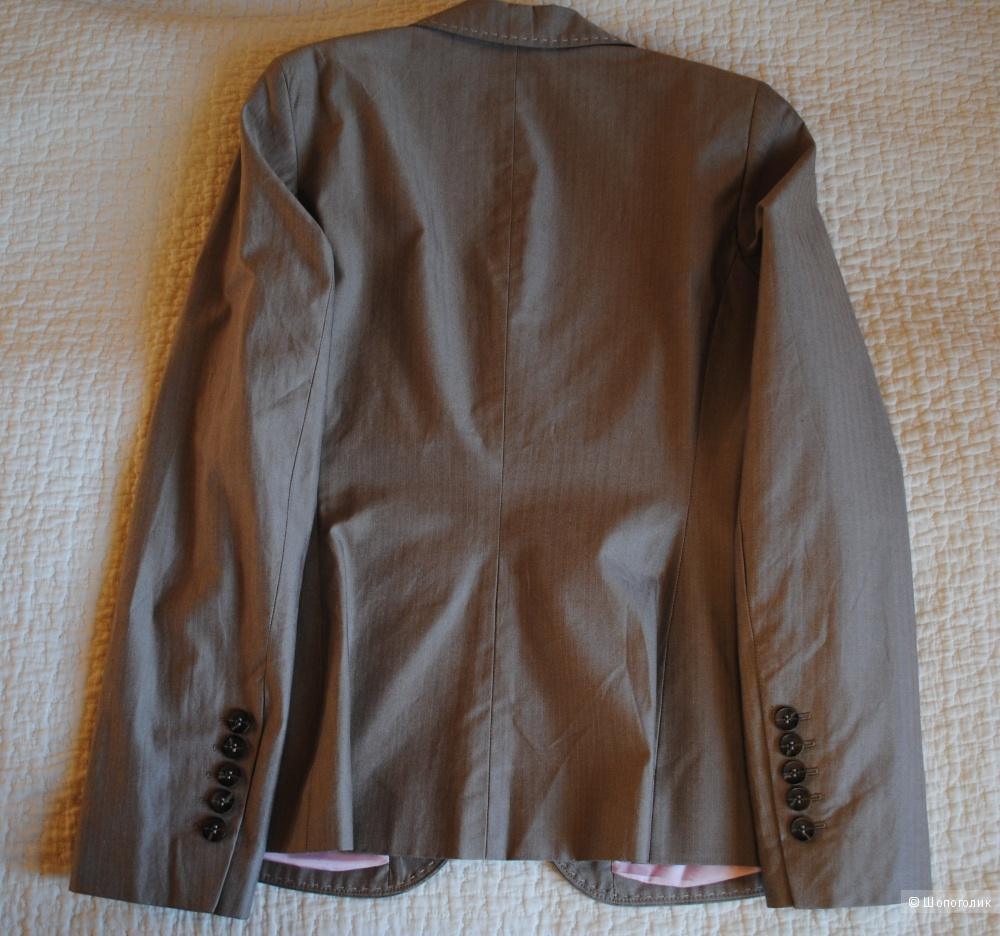 Пиджак Mexx бежевого цвета. 46 размер. Оригинал