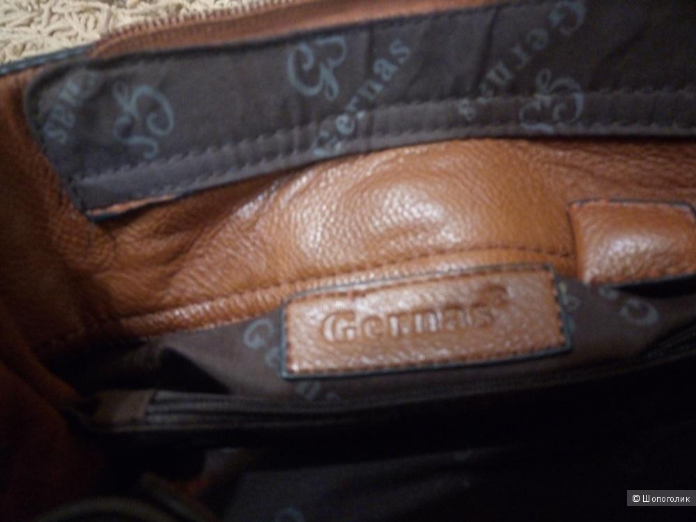 Сумка Gernas коричневая
