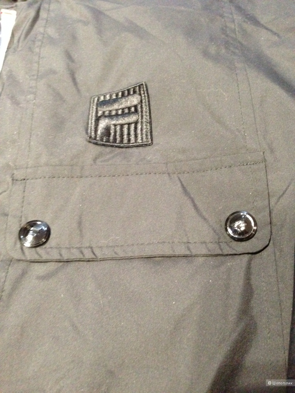 Мужская куртка FILA новая.Оригинал. р.50 (L)