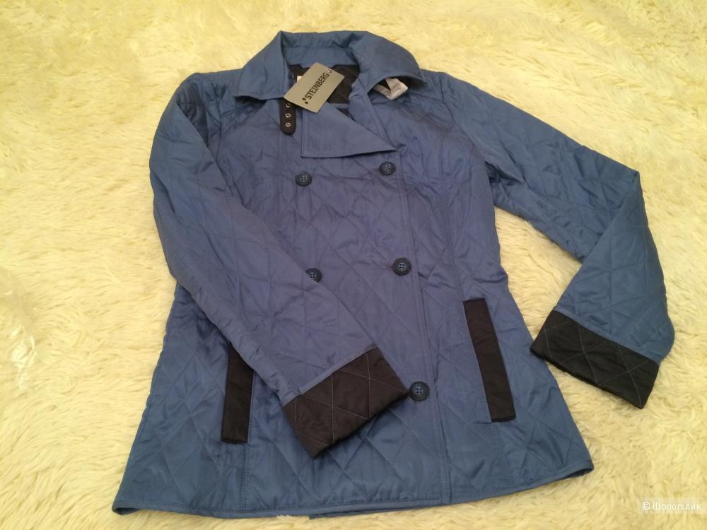 Куртка на тонком утеплителе ф.STEINBERG на 44 разм