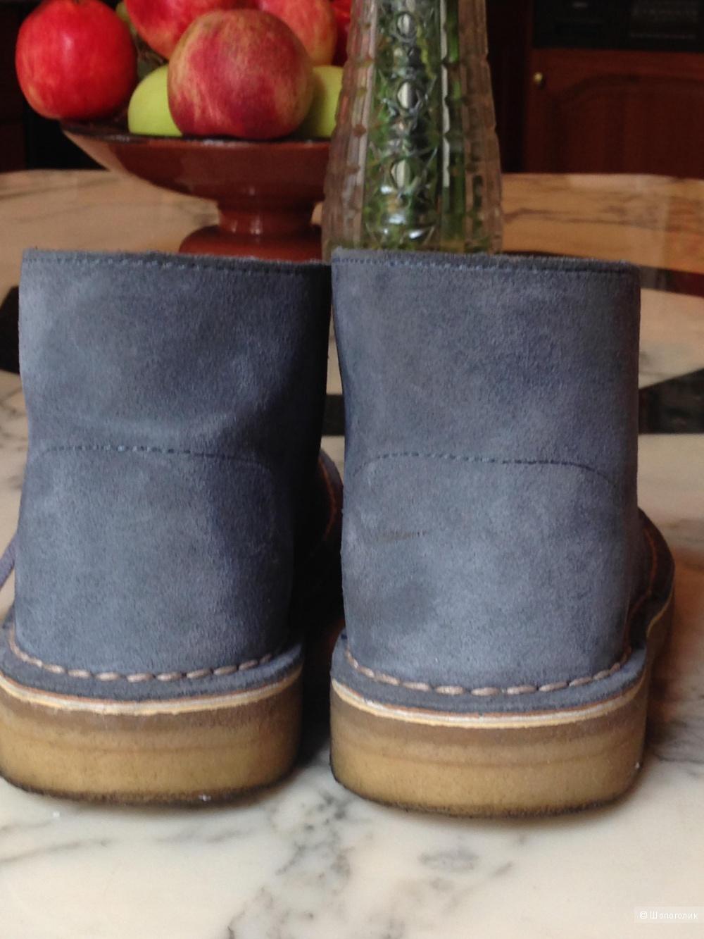 Ботинки Clarks 36р.