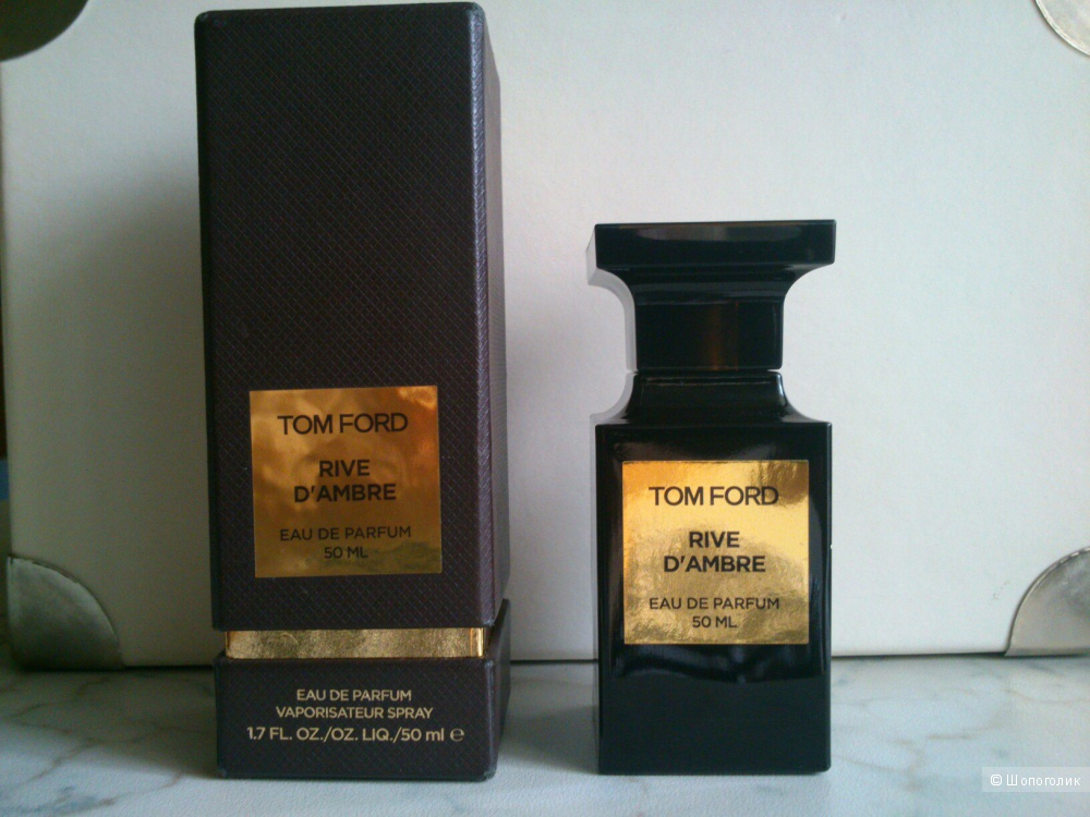 Tom Ford, Atelier d'Orient Rive d'Ambre Tom Ford.