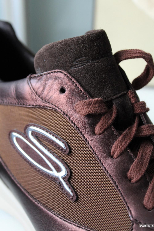 Новые кроссовки Santoni Р-р 41