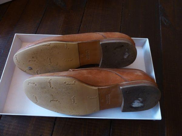 Ботинки-оксфорды Maison Margiela 38 размер