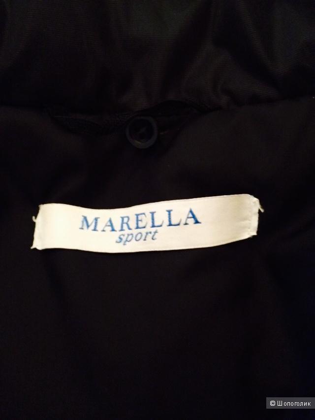 Marella пуховик 48 р