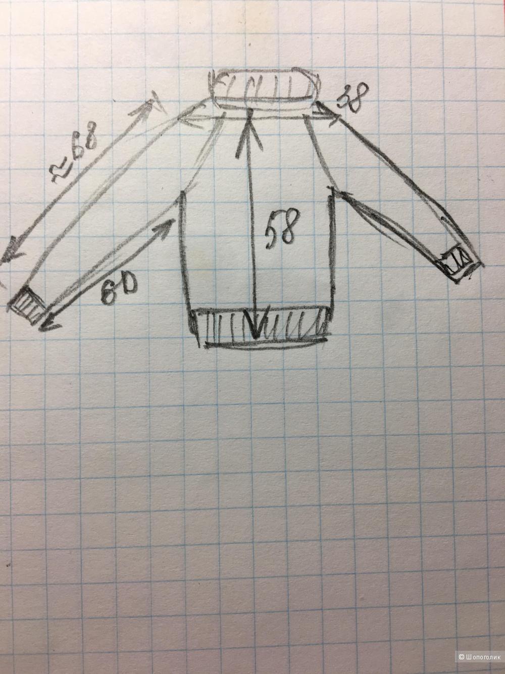 Светер водолазка Mixin, размер 44