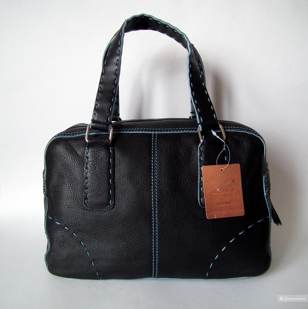 Женская сумка саквояж Liz Claiborne