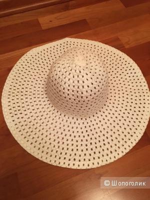 Пляжная шляпа 54-58см