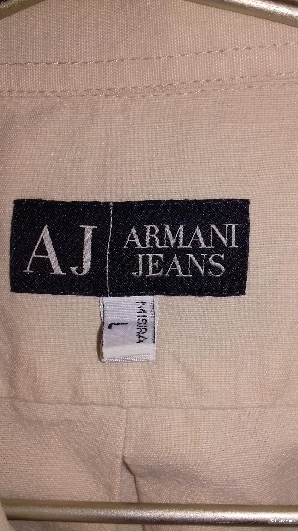 Рубашка ARMANI JEANS, размер L
