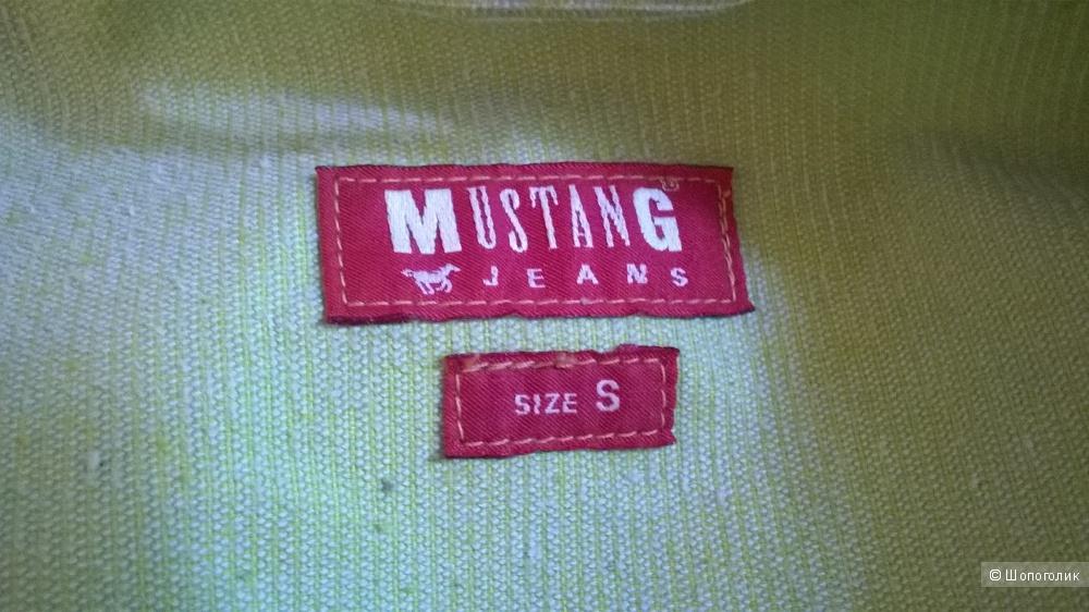 Куртка-пиджак  женский Mustang р. S 44  (Германгия) б/у