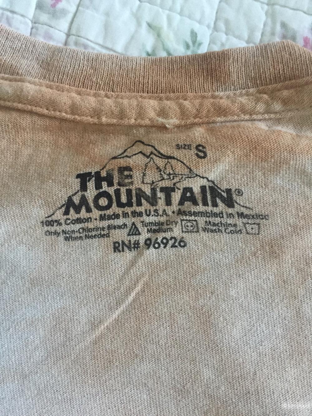 Футболка ф.Mountain на 122-128 (S)