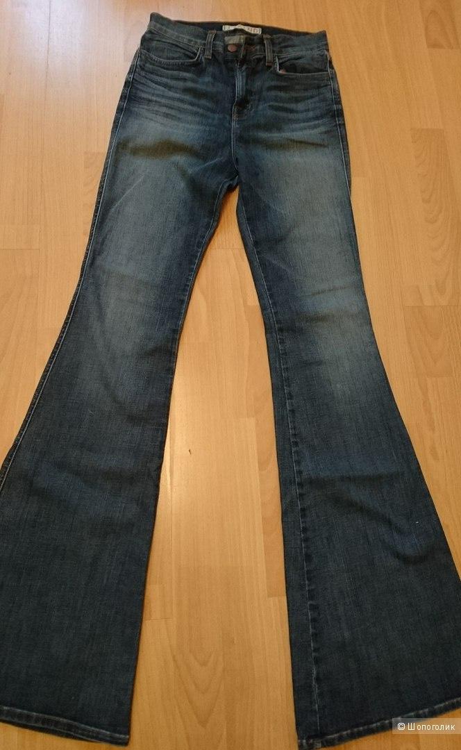 """Джинсы J Brand модель """"Kiki High Rise Flare Jeans"""". размер 26"""