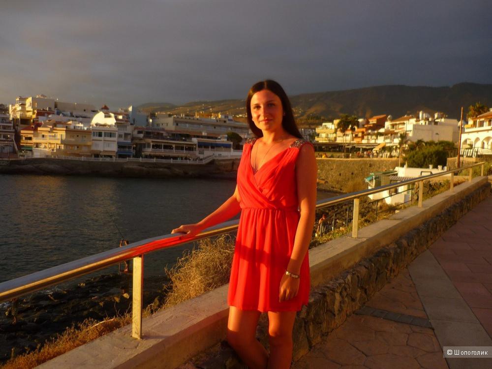 Платье Zara М-ка