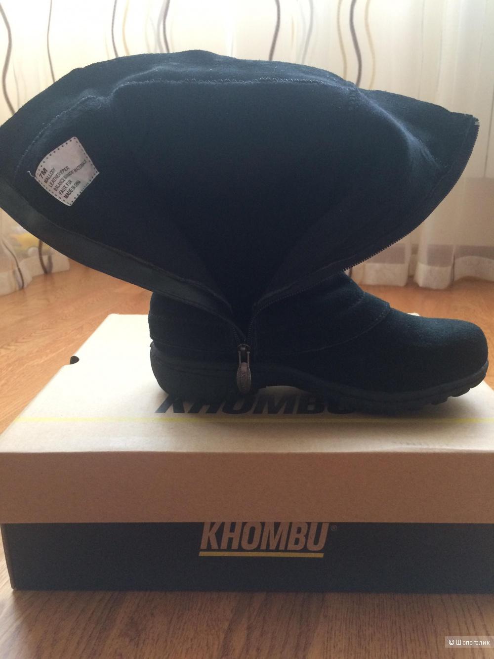 Новые сапоги KHOMBU 7,5US