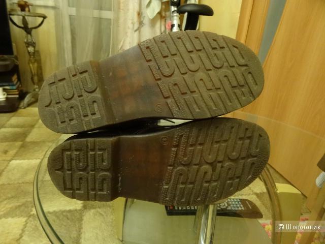Женские ботинки осенние Zona3, 40 размер, б/у