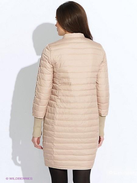 Пуховое пальто baon размер L