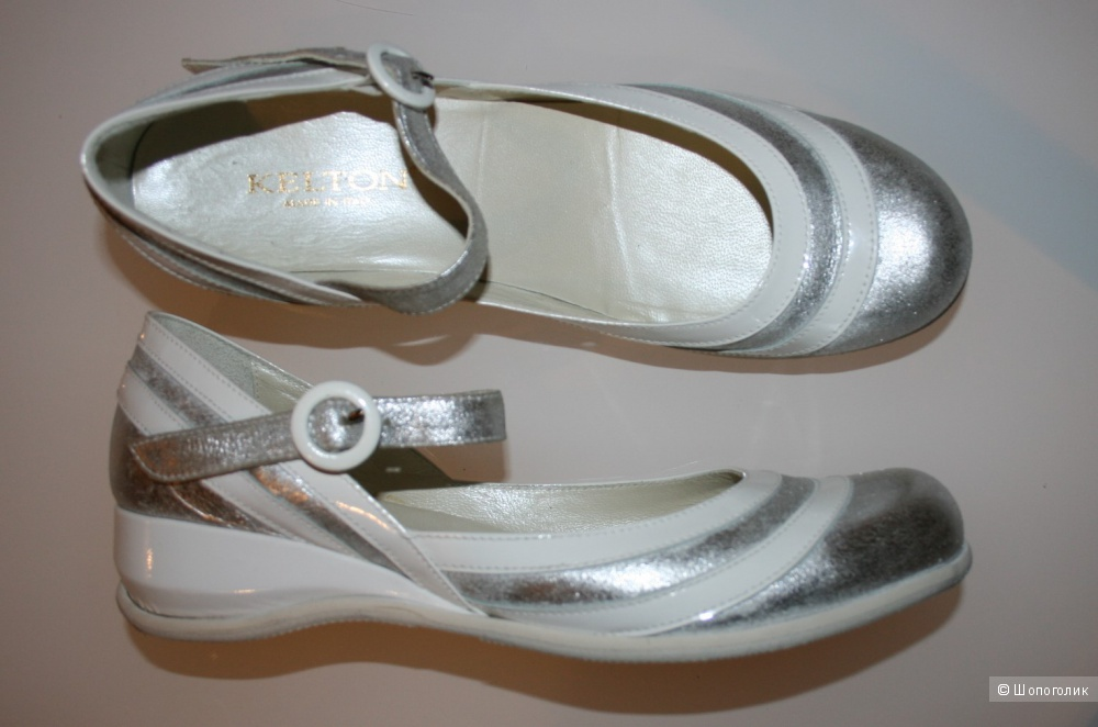 Kelton туфли,  40 размер