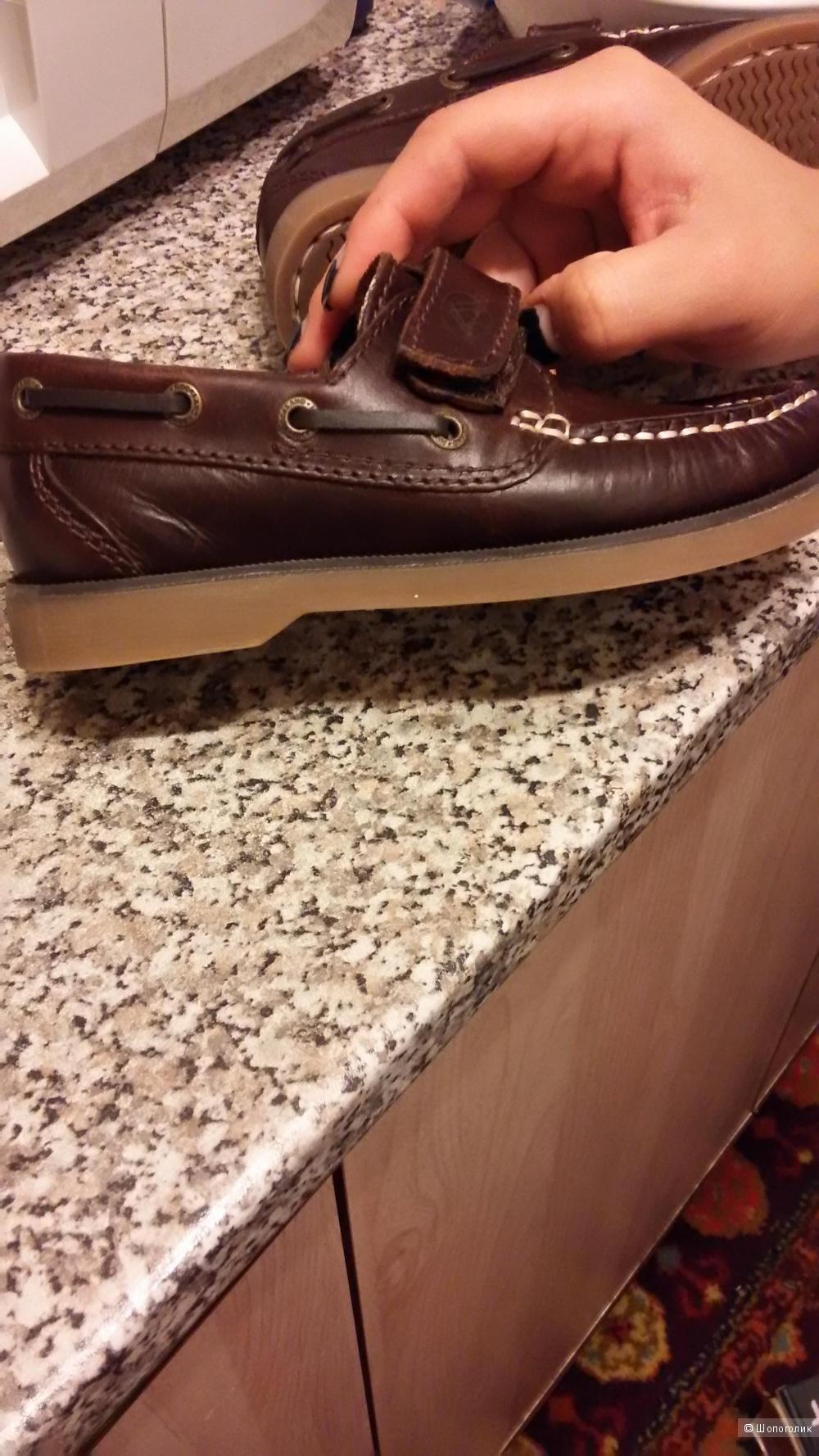 Туфли для мальчика,фирмы Rockland,размер 28, новые