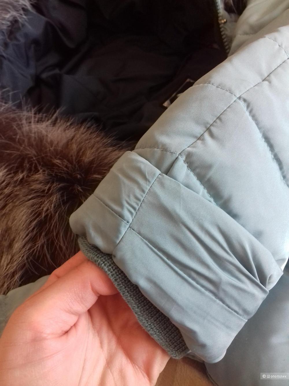 Пуховик Peercat, мятный, размер S