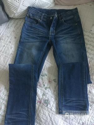 Новые джинсы для девочки ф.POMPdeLUX 146 размер
