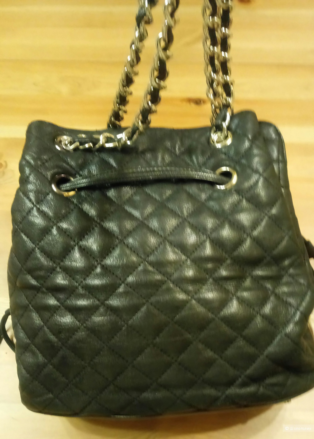 Новая сумка из натуральной кожи Domani (Италия)