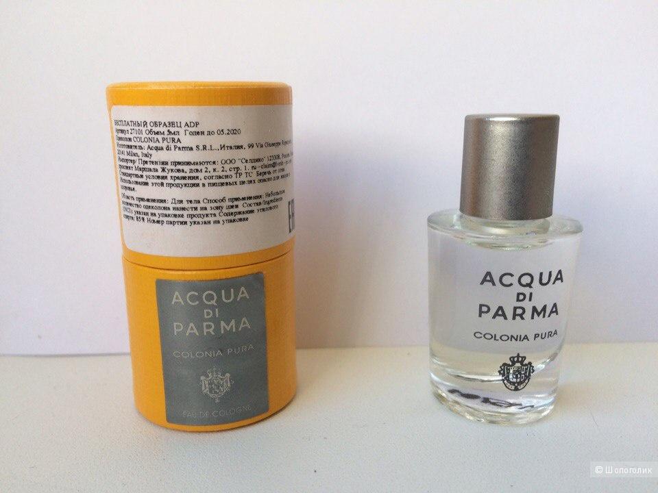 "Миниатюра парфюма Acqua di Parma ""Colonia Pura""(5мл)"