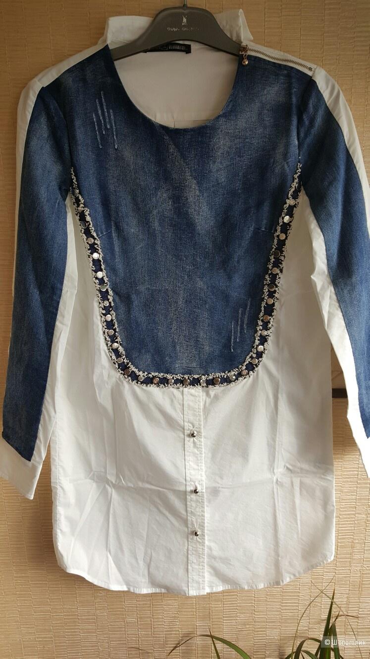Рубашка блузон р. М