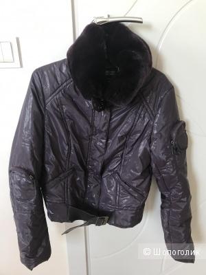 Tom Farr, зимняя куртка-бомбер, размер 44.