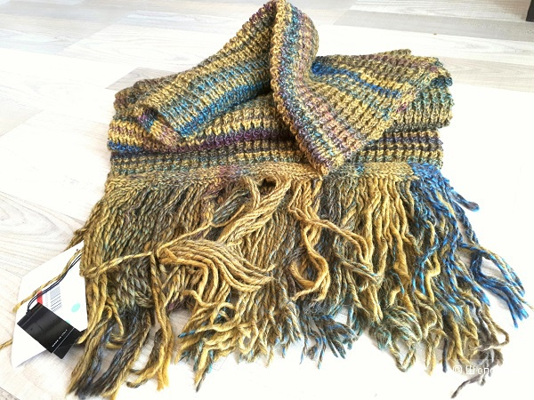 Теплый шарф Open Secret