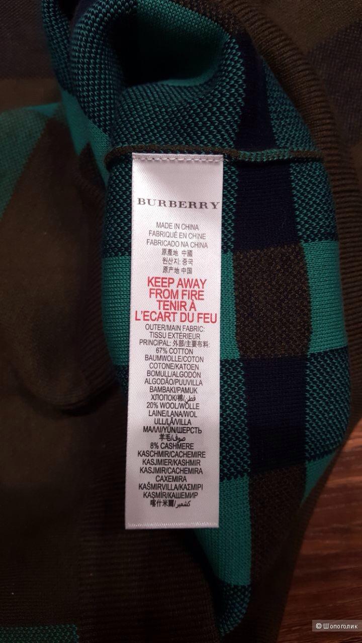 Burberry шикарный женский свитер.Новый.Оригинал.р 44-46