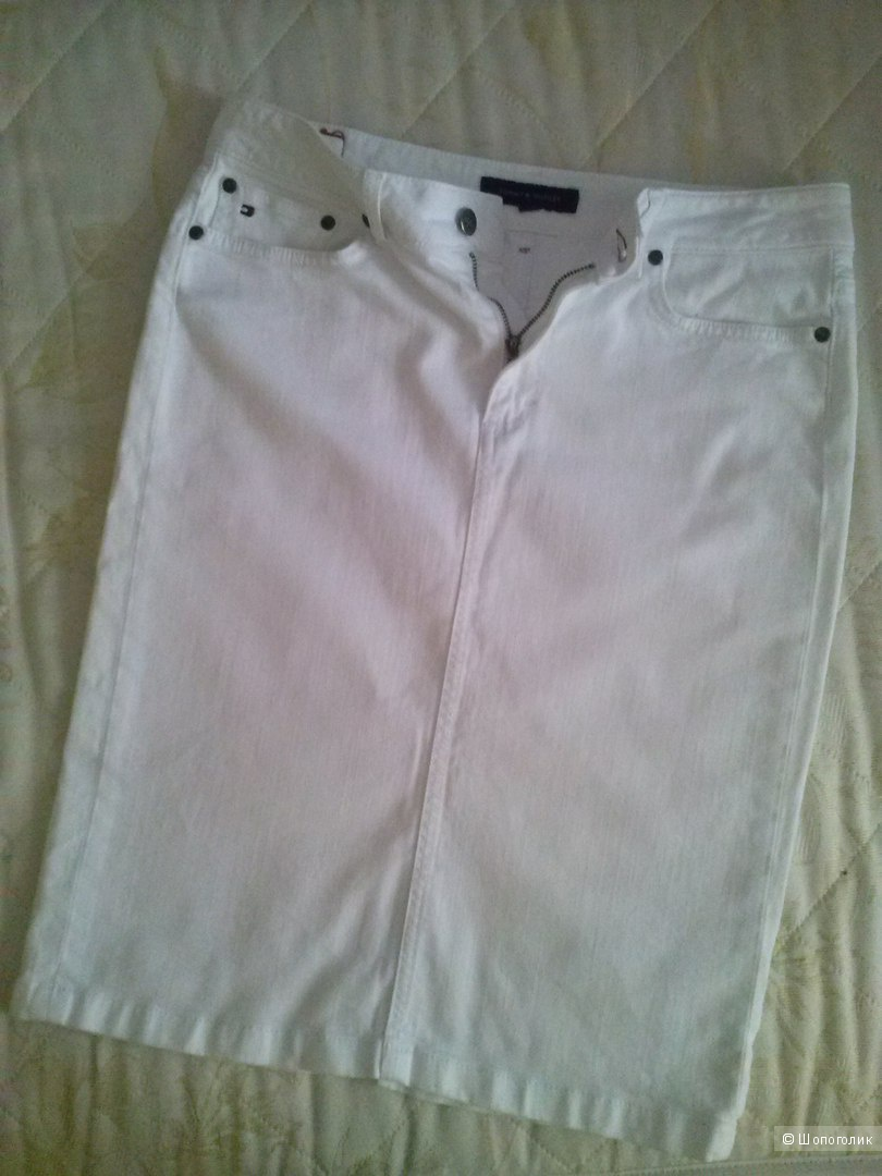 Tommy Hilfiger, джинсовая юбка, 10 размер